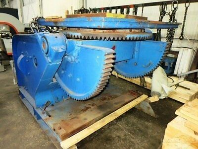 """16,000 lb. WORTHINGTON TILTING AND ROTATING WELDING POSITIONER WITH 53"""" X 53"""" TA"""