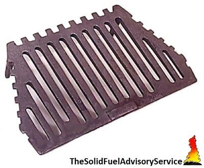 New Replacement Regal Bottom Fire Grate 16 C/W 2 Legs Coal Wood Stove Burner
