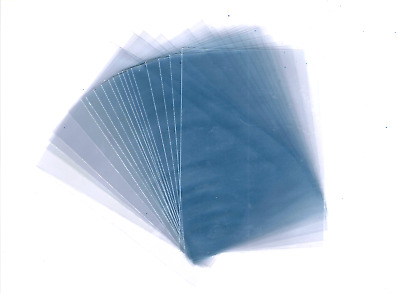 """Clear Trading Card Sleeves 