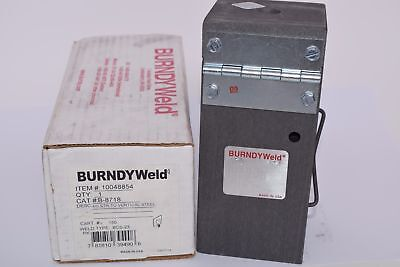 New Burndy B-8718 Exothermic Mold To Join Vertical 4/0 Cable, 10048854