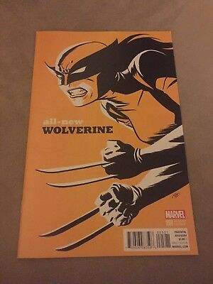 All New Wolverine 5 1:20 Cho Variant