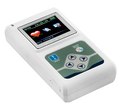 LCD Pocket Fetal Heart Doppler,Baby Heart Beat Monitor+ 8MHZ Vascular Probe,Gel