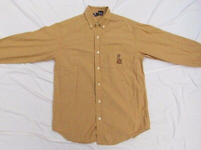 VINTAGE 1998 Scooby Doo Warner Bros. Embroidered Dress Shirt - Adult XS