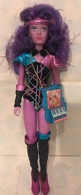 HASBRO JEM & THE HOLOGRAMS VINTAGE SYNERGY DOLL W COMPUTER 80s