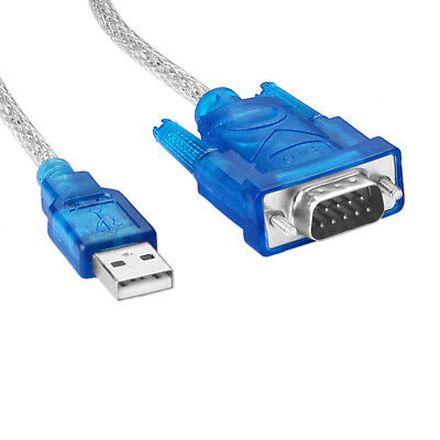 USB 2.0 zu RS-232 Adapter Kabel - Seriell Adapter Com Port DB9  DB9 Serial GPS