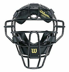 Wilson Dyna-Lite Umpire and Catcher's Face Mask - Wilson