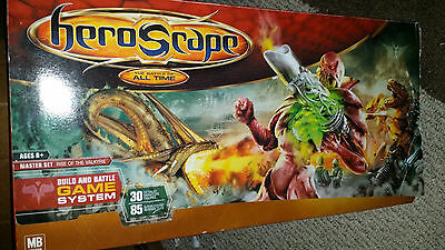 Heroscape Master Set Rise of the Valkyrie - Brand New Sealed Never Used