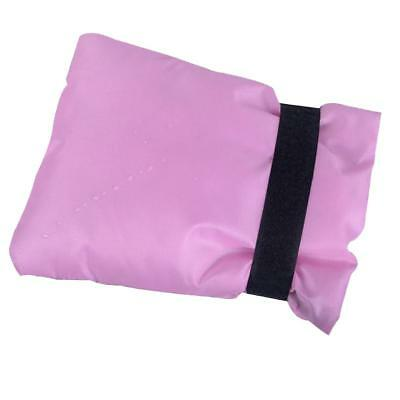 """Pink Outdoor Faucet Cover, Insulate & Protect, Soft/ Flexible, 7""""L x 6""""W"""