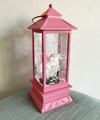 NEW LED Glitter Fairy & Unicorn Lantern, Night Light