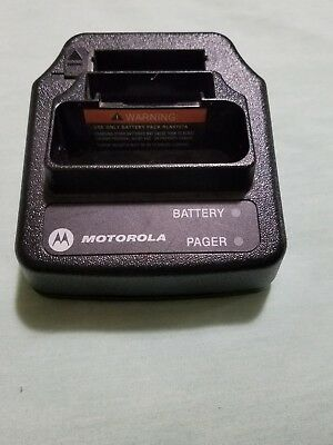 Motorola pager charger for Minitor V minitor 5 pager   LAST ONE