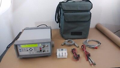Agilent 53147A Microwave Frequency Counter 10hz-20GHz, Power Meter