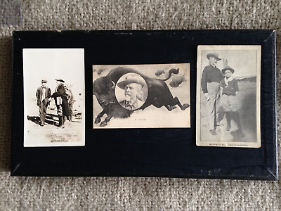 Buffalo Bill Wild West Vintage Post Cards