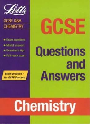 GCSE Questions and Answers: Chemistry (GCSE Questions and Answers Series) By G.