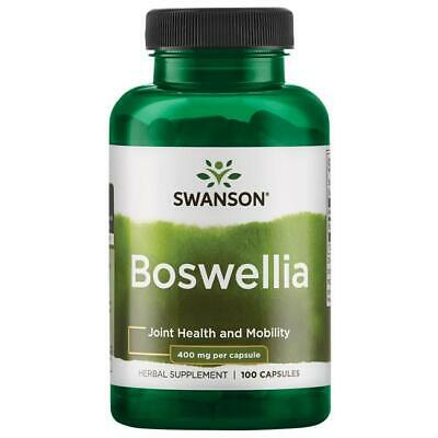 Boswellia Swanson 800mg, 100 Capsules Double Strenght