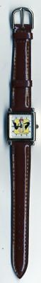 Horlogerie Droopy Montre femme, Tex Avery Droopy bracelet cuir Anavil
