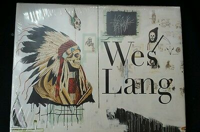 Wes Lang, Picture Box - New and Sealed