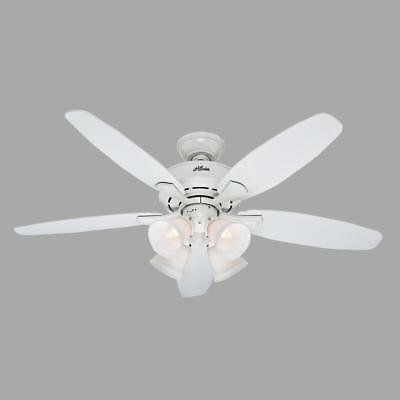 Micromark 42 ceiling fan nassau mm30002 new 4000 picclick uk hunter landry 52 white ceiling fan 52077 with light new in box mozeypictures Choice Image