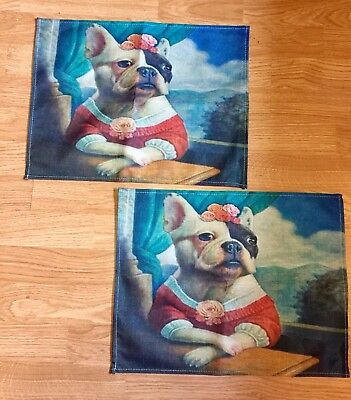 French Bulldog Sweet Girl Placemats