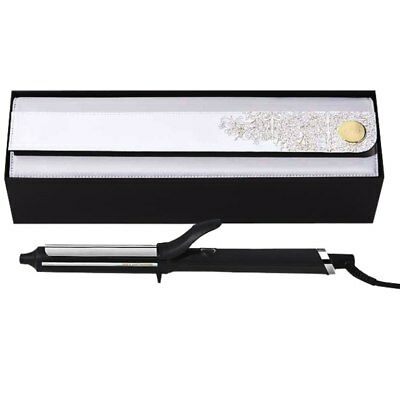 Ghd Arctic Gold Curve Classic Curl Tong Gift Set New In Box £89.99 Free Post