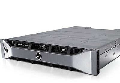Dell PowerVault MD3200i 12x SAS hot swap 2x controllers 6x drives rack mountable