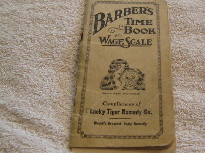Antique Barber Shop Memorabilia