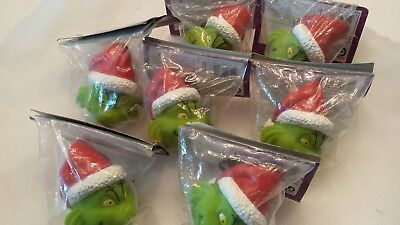 "Dr. Suess ""The Grinch Who Stole Christmas!"" Antenna Topper - Blockbuster 2011"