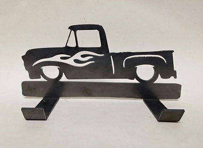 Flaming F-Series Truck Holder for Hoses, Cords,Towels, Coats, Hats
