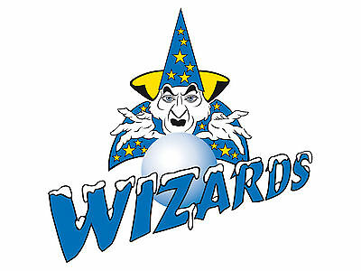"Firmenlogo ""WIZARDS"""