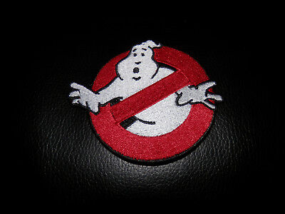 Ghostbusters No Ghost Movie Cartoon Kids Sew Embroidered Iron on Patche