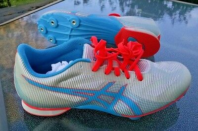 ASICS HYPER ROCKET GIRL 7 MIDDLE DISTANCE SPIKE SHOES Sz 7.5 (New w/o Spikes)