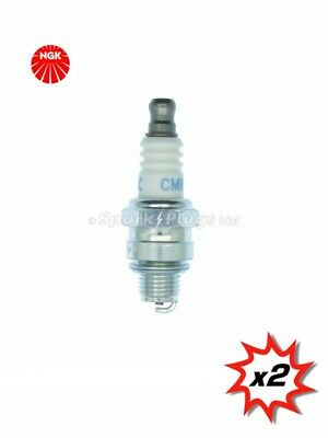 3066 Standard Spark Plug Pack of 6 Replaces RZ7C NGK CMR7H
