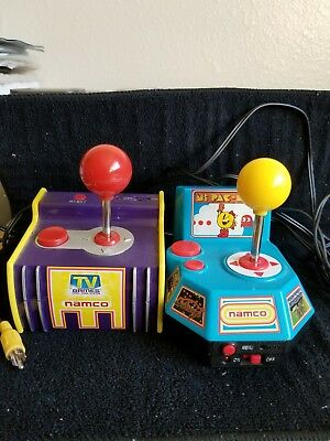 VINTAGE 1980s  NAMCO Ms. Pac-man 5 in 1 Games   FULL WORKING ORDER, TESTED