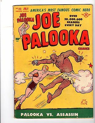 Joe Palooka #22 - Fine Condition*