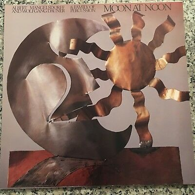 A. Mangelsdorff And W. Dauner & Family Of Percussion: Moon At Noon (Vinyl) LP