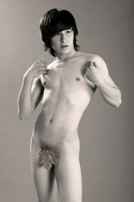 Erotik Mann Nude Fotokunst Blue Gay art Studio Collection Male Guys Boy Erotic