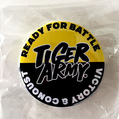 RICHMOND PREMIERS  BADGE- TIGER ARMY -new 57mm