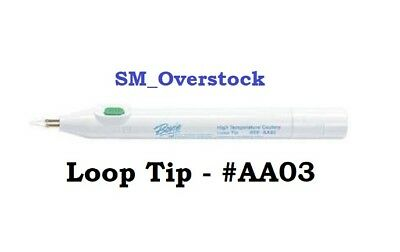 Bovie / Aaron Cautery High Temp Loop Tip #aa03