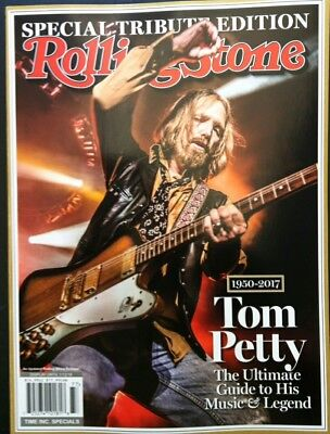 Rolling Stone Special edition Tom Petty 1950-2017,  guitar music billboard