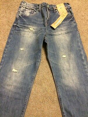 boys denim jeans size 11-12 years from f and f