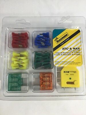 Cooper Bussmann NO.53 ATC/Max Fuse Repair Kit, 45-Pc.