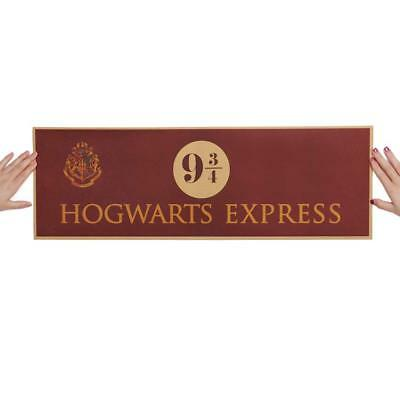 Harry Potter Movie Kraft Paper Poster Wall Stickers 72x24cm Decorative Picture