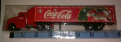 "2009 COCA-COLA CHRISTMAS TRUCK 8"" Long  ** NEW IN BOX **"