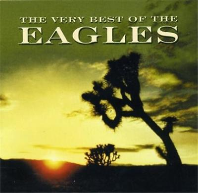 EAGLES The Very Best Of CD - Greatest Hits