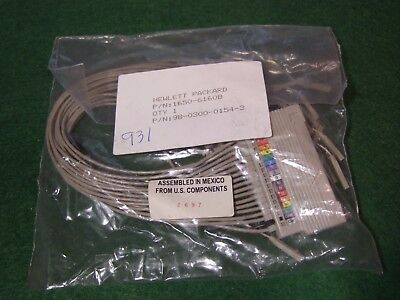 HP Hewlett Packard 01650-61608 UTP Flying Lead Probe Set - New!