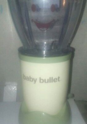 Magic Bullet Baby Bullet Food Making System -