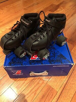 Riedell R3 Roller Skates size 7
