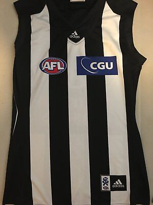 Collingwood Nick Maxwell Match worn Jumper