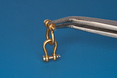 1:35, RB Model,10374A,Shackles (4 pcs) Used in different military vehicles