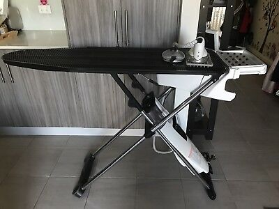 Laurastar iron magic S4 steam ironing system Laura Star Active Table