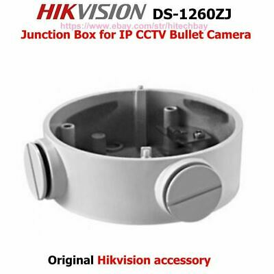 Hikvision DS-1260ZJ Wall Mount Bracket for Bullet IP Security Camera 2xx2 serial